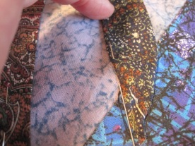 More stitching - there will be lots of this