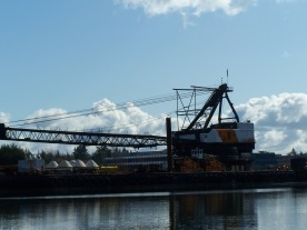 Park reclaimed from Duwamish River Industrial area