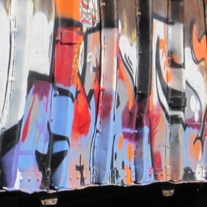 Box Car Graffiti