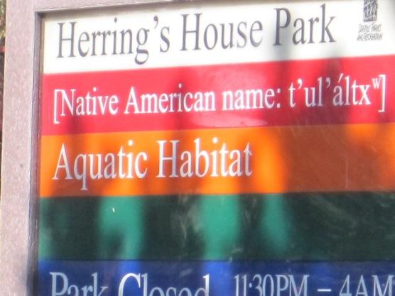 Herring's House Park
