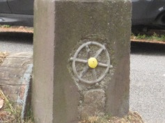 Captains Park over Ferry Dock - time left this Nautical decoration behind