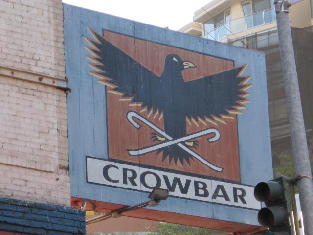 Closed Bar in SF
