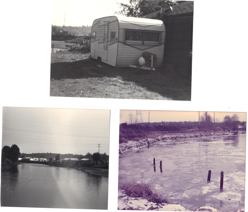 My Duwamish home in the 80s