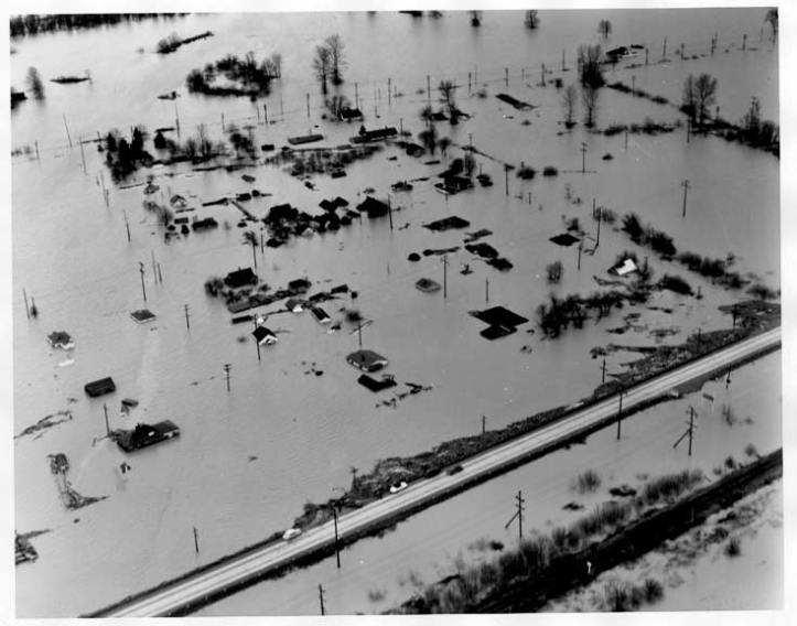 Dec 1946 Flood - Renton - LongAcres area