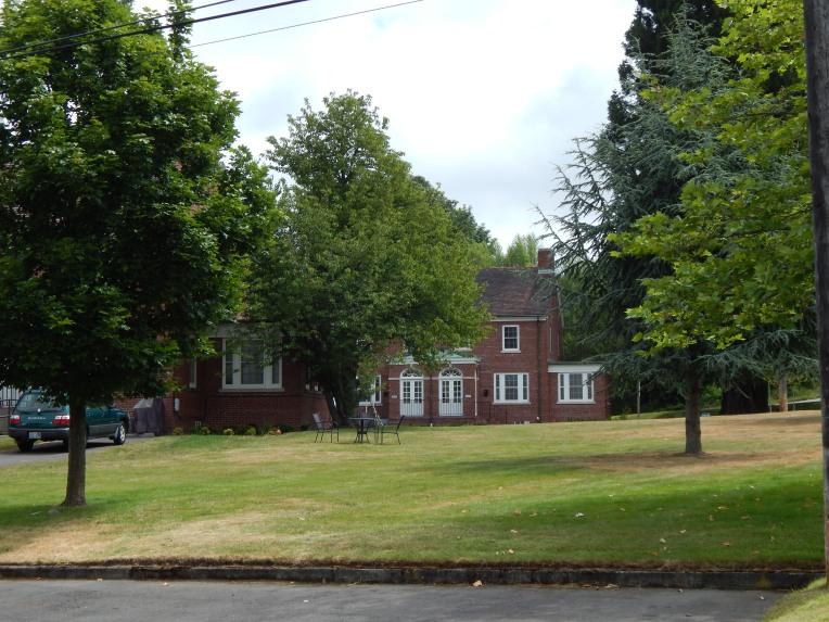 Brick Military housing Ft Lawton