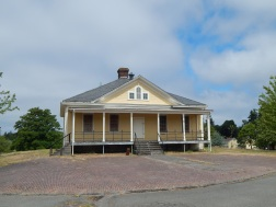 Guard House - Fort Lawton
