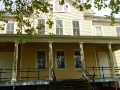 Porch on Band House - Historic District Discovery Park