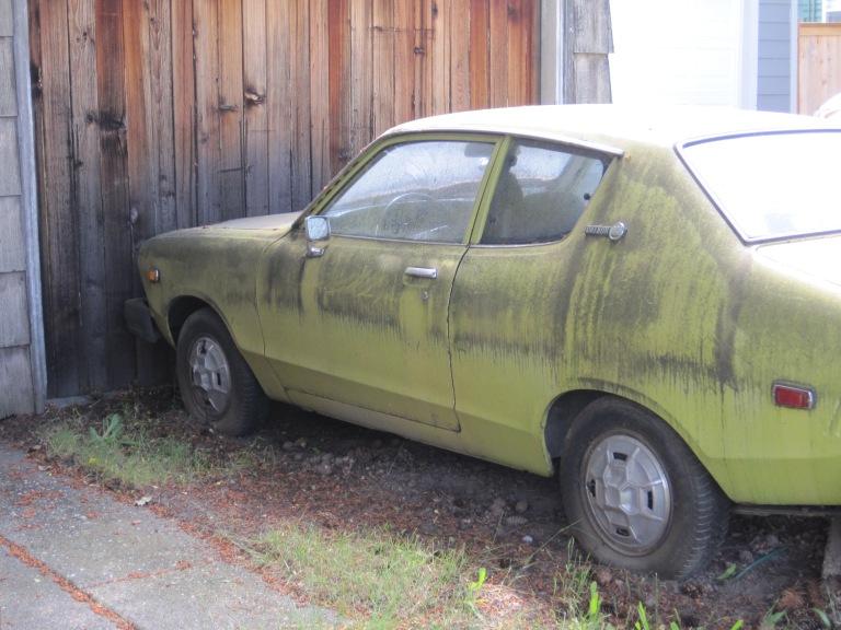 Mossy Datsun Ride
