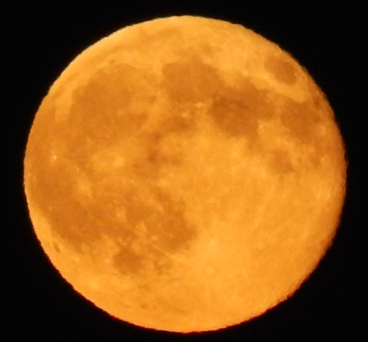 July Super Moon