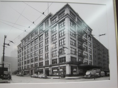 Thompson Building in 1930s