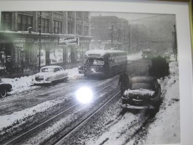 Thompson Restaurant in Snow