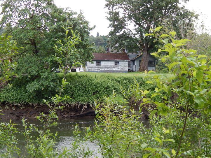 Green River farmhouse