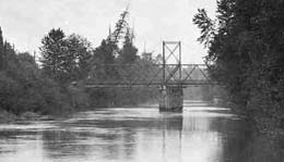 Riverton Draw Bridge - King County Archives photo & History Link