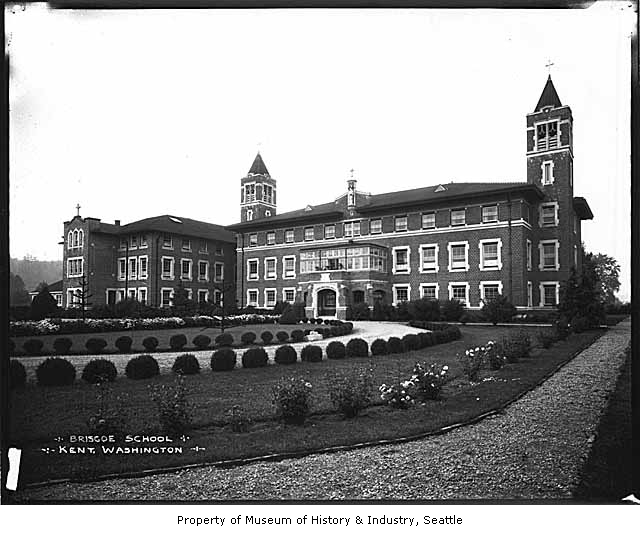 Briscoe School -Photo courtesy of Museum of History & Industry