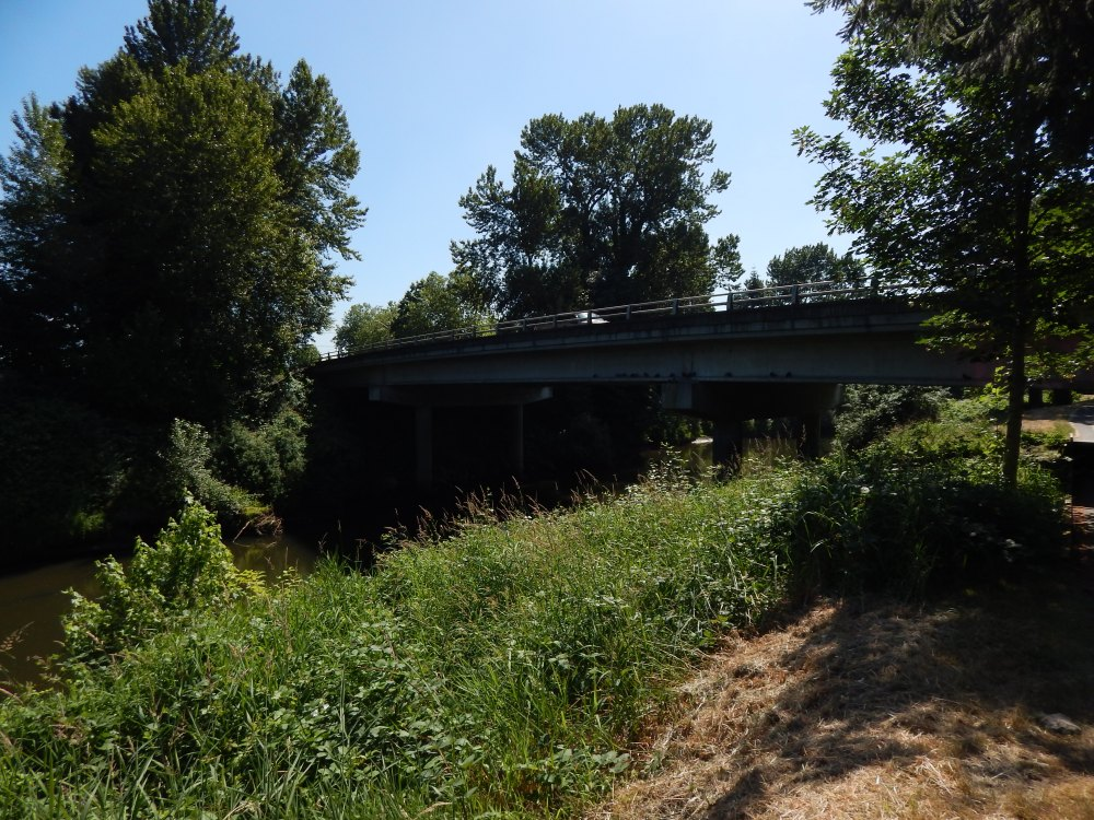 Strander Blvd Bridge over Green River