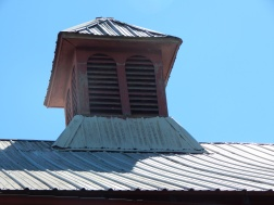 Days gone by - barn roof vent