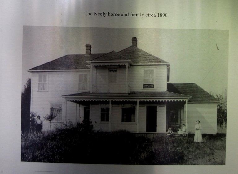 Neely House in 1890