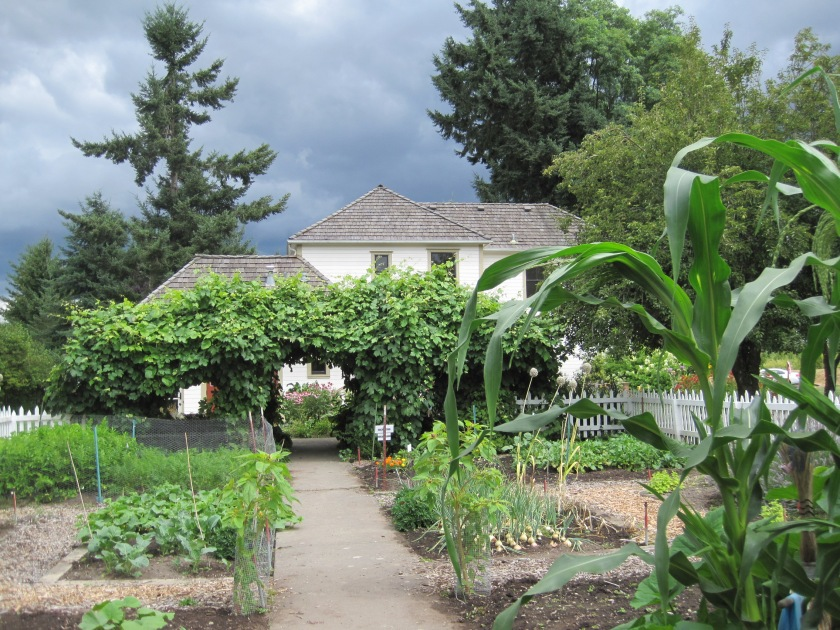 Neely House Gardens