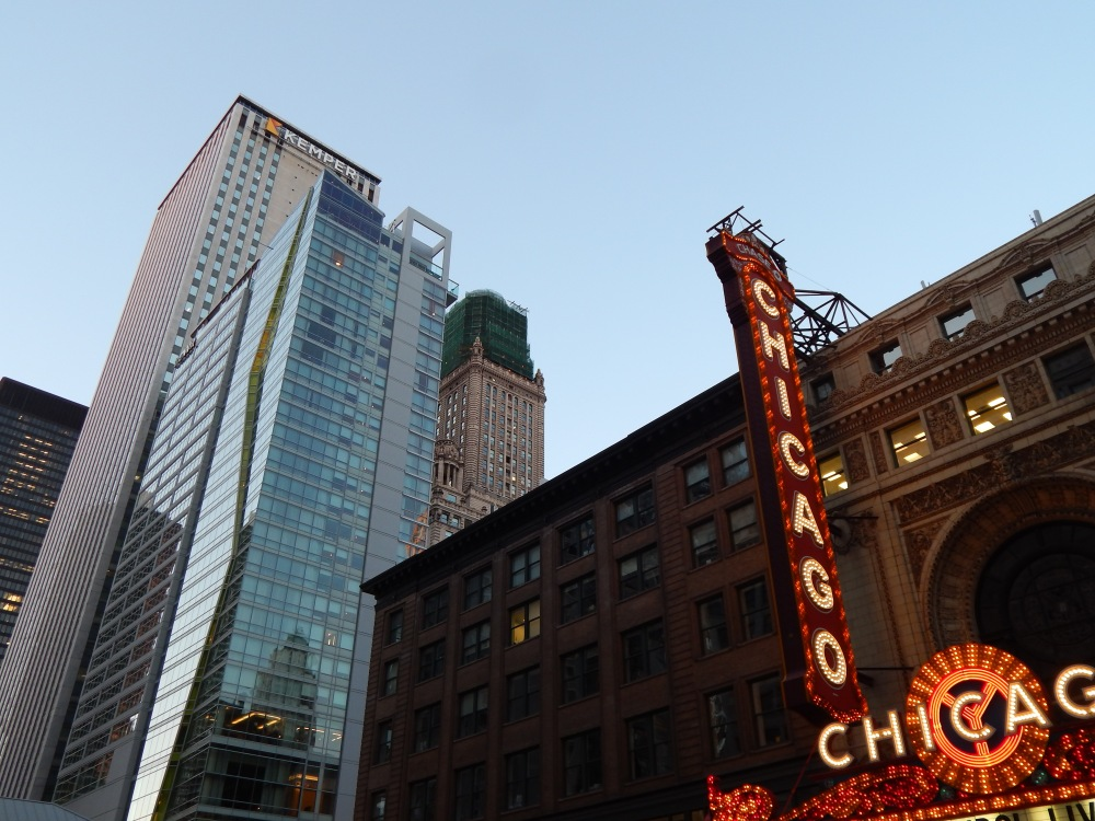 Old and New in Chicago