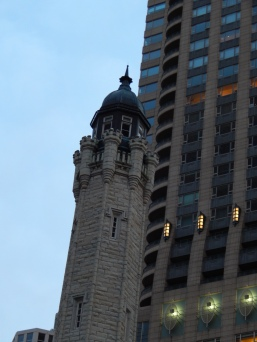 Chicago Water Tower top