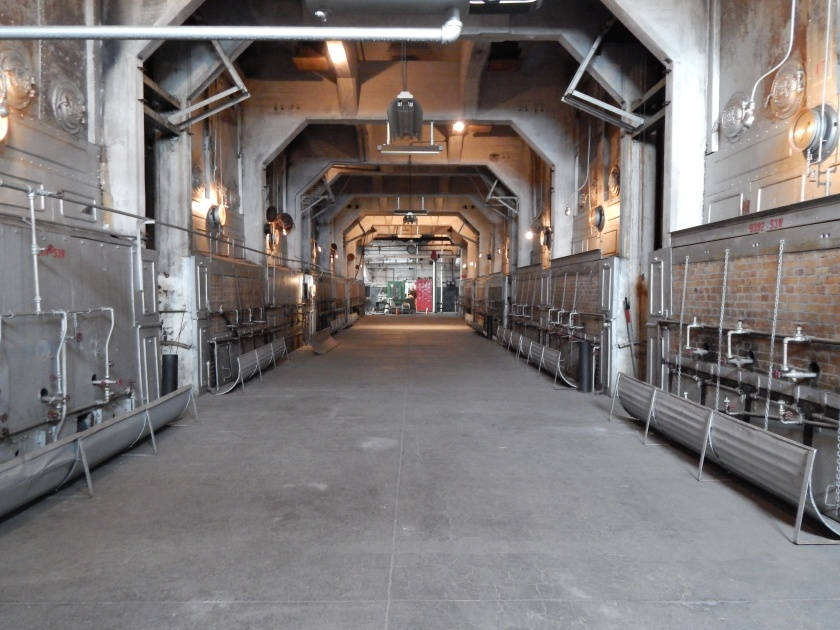 Big Boiler Room - 8 to each side