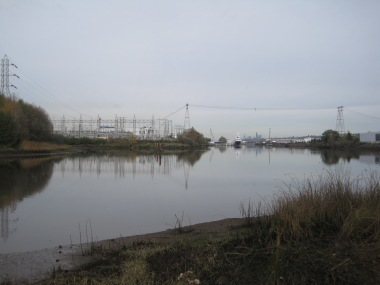 Duwamish view North