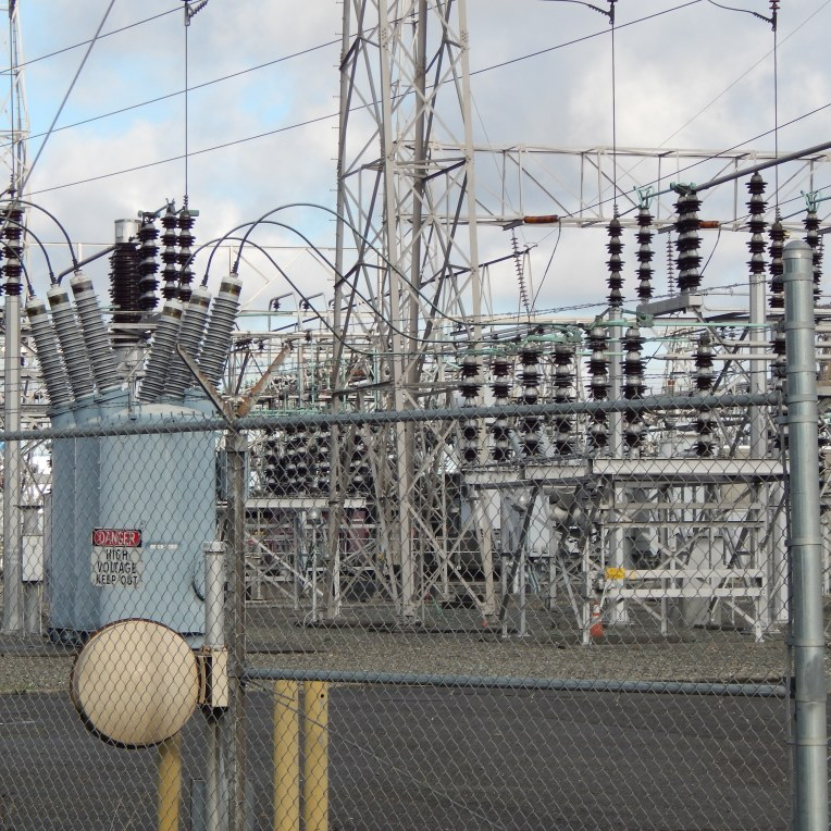 Power stuff by Duwamish
