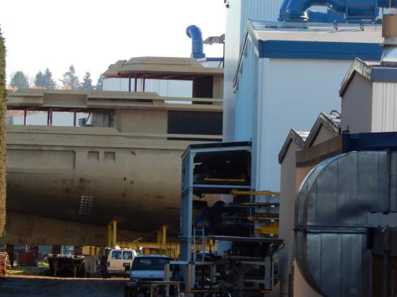 Delta Marine builds away