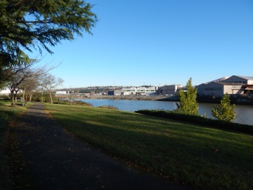Blue Duwamish and Industry