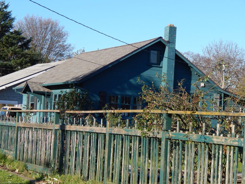 House on Duwamish River
