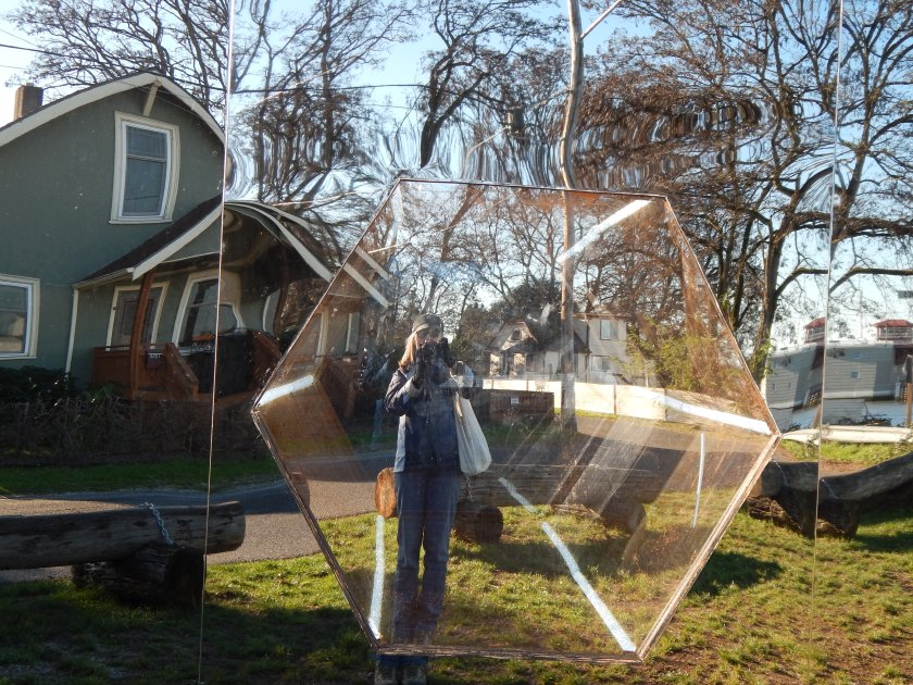 Mirror Art - 12th Ave So & Elmgrove - Seattle