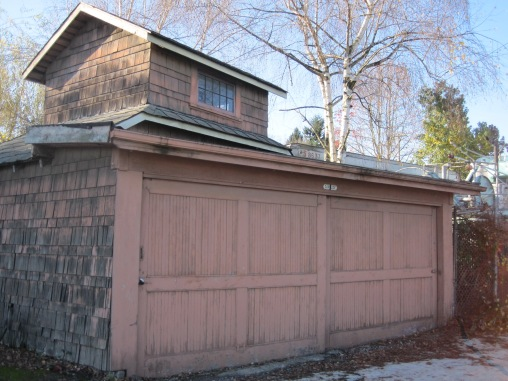 Old Garage in Southpark