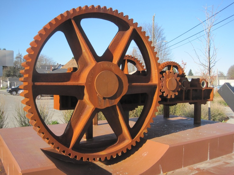 Old Bridge Gear from Southpark Bridge