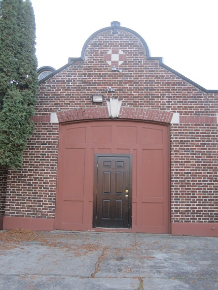 1920 Firehouse turned into community center