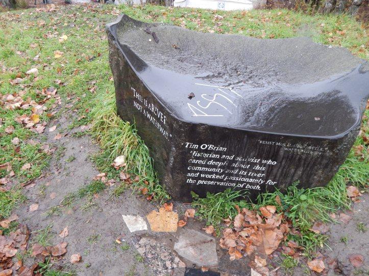 Battered Park - East side Duwamish - 8th St South