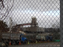 Industry along the Duwamish River