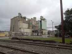 Cement Plant near Kellogg Island on Duwamish