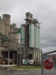 Entrance to Lafarge Cement Plant on Duwamish