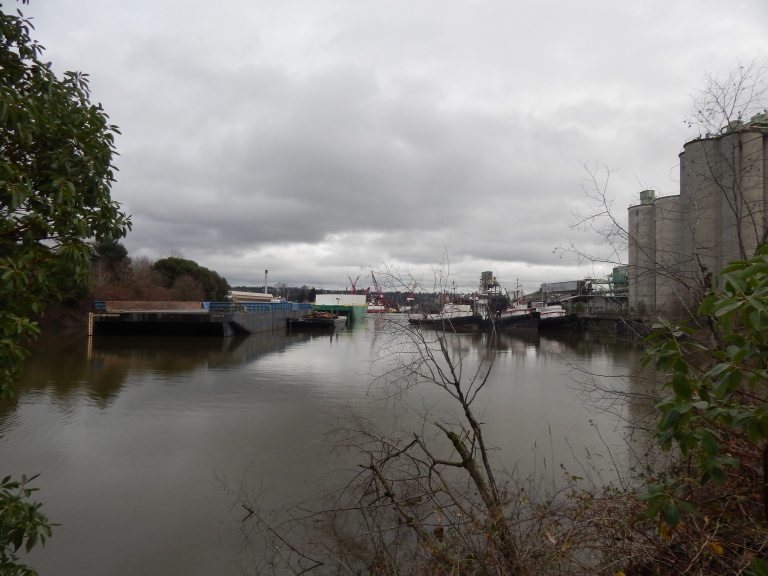 South end of Kellogg Island - Duwamish