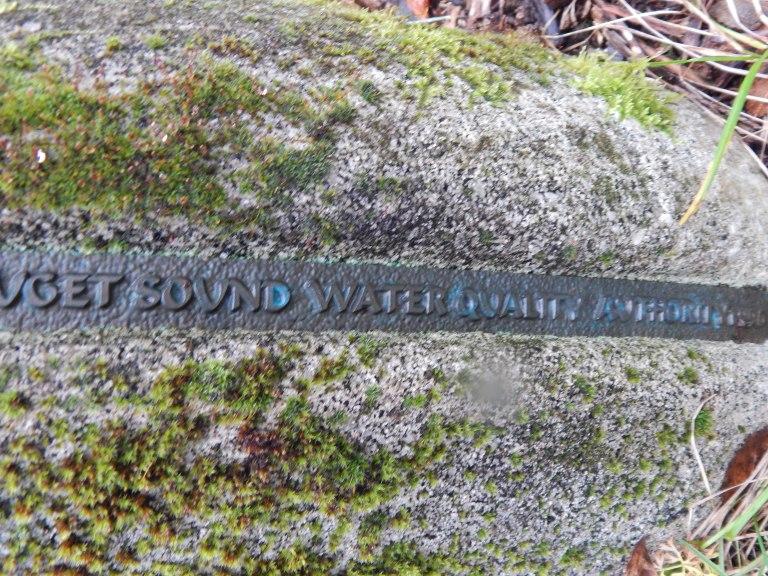 1996 marker near reclaimed park area
