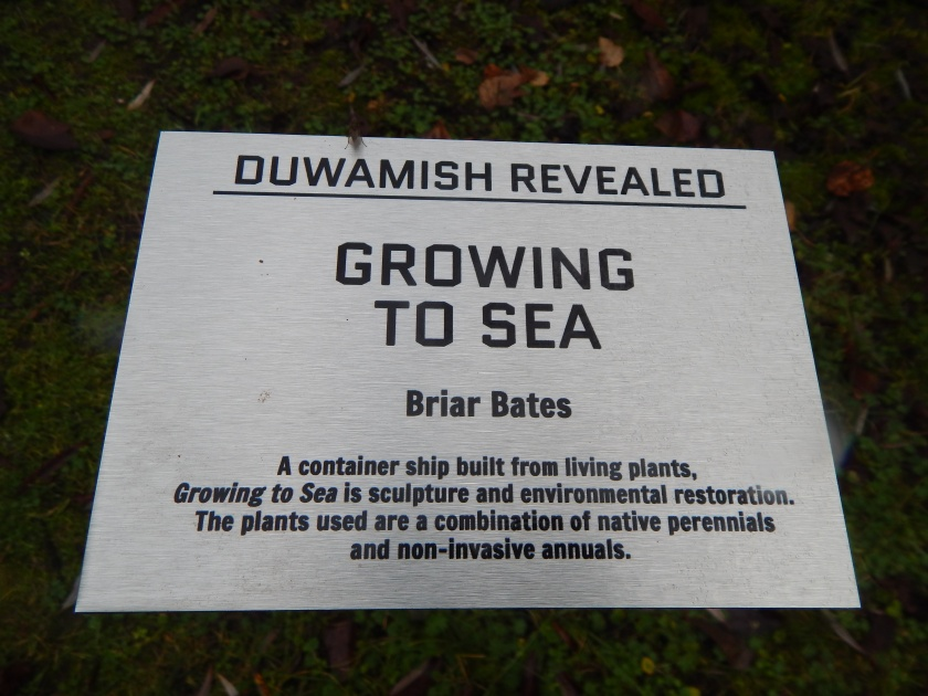 Duwamish Revealed Art at T-107 Park