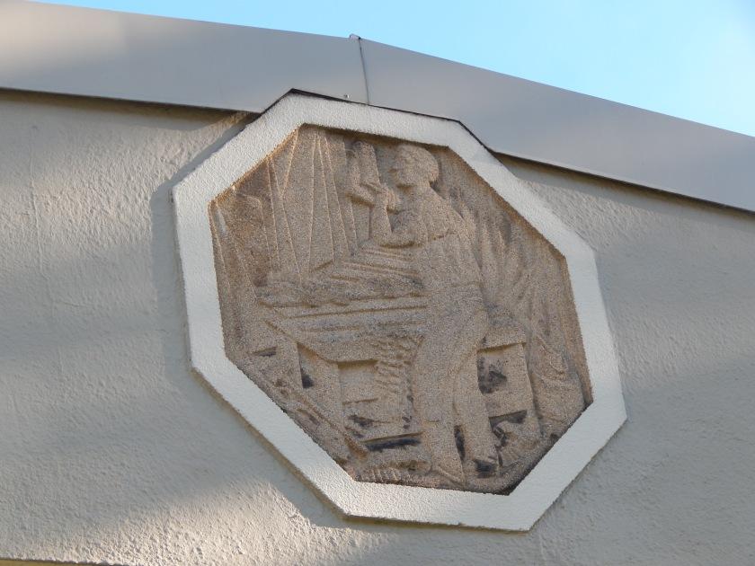 1920's Building embellishment