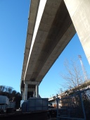 Down under West Seattle Bridge
