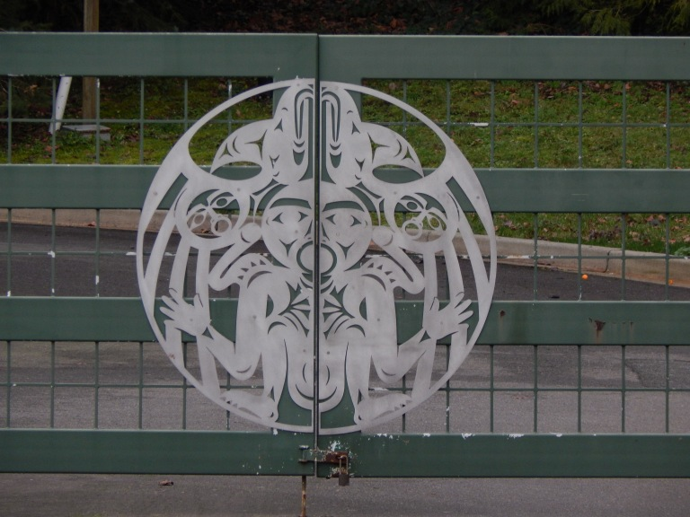 Art on King Co Waste Water Building