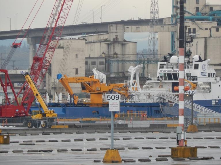 NANUQ - Offshore Supply Ship at T-5