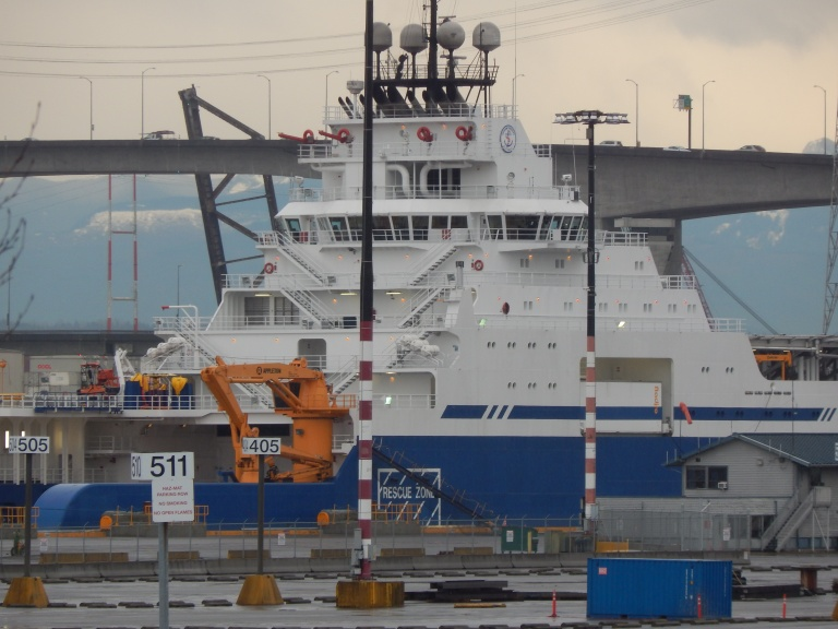 AIVIQ - Offshore Supply Ship at T-5