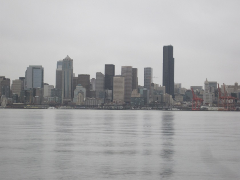 Seattle view from Jack Block Park