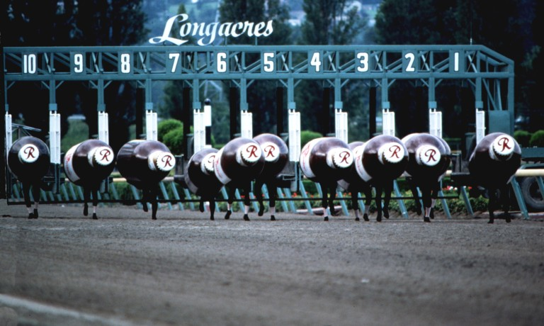 Rainier Race in 1960s - Longacres
